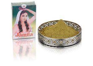 Jamila Henna für Tattoos und zum Haare färben