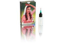 Natürliches braun Henna einfach auftragen  Applikator Henna Tube